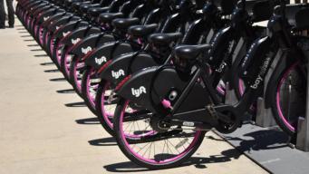 Lyft lanza nuevas bicicletas eléctrica en San José