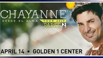 Reglas oficiales: boletos para concierto de Chayanne