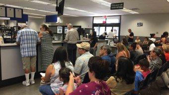Oficinas del DMV en California cerrarán por medio día