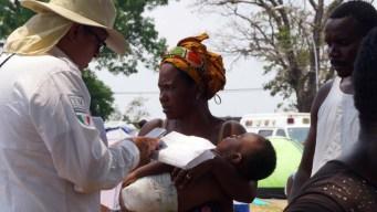 Migrantes en México: desesperación al escasear comida