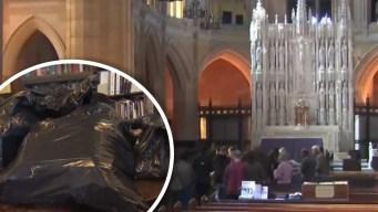 Devuelven caja fuerte robada de iglesia en San Francisco