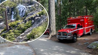 Paseo mortal: resbala y cae a aguas heladas de cascada