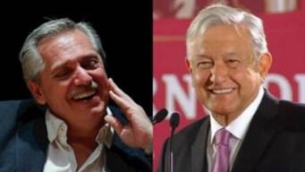 AMLO promete apoyar a Argentina con su crisis