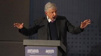 López Obrador promete confianza a mercados