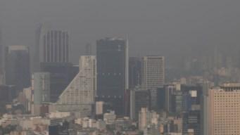 Ciudad de México entra en contingencia ambiental