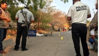 Matan a funcionario municipal en estado de Guerrero