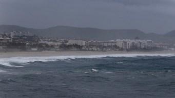 Tormenta tropical frente a costas se volverá huracán