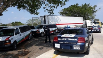 Interceptan a 65 migrantes asiáticos en Veracruz