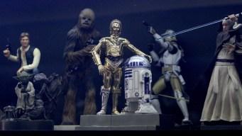 Museo Estelar: el sueño de los fans de Star Wars