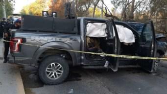 Enfrentamientos en Nuevo Laredo: tres muertos