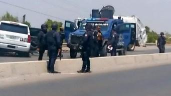 Policías abaten a 7 presuntos delincuentes
