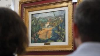 Un Diego Rivera sale a subasta en $1 millón