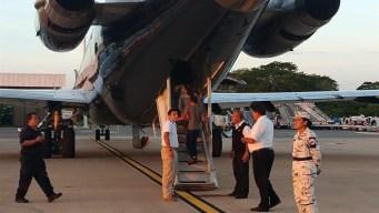 Deportan a 90 migrantes hondureños desde Tabasco