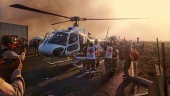 Carambola de 15 vehículos causa muertos y 17 heridos