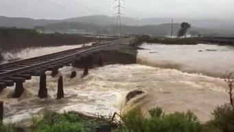 Ruptura de dique podría causar inundaciones en el Condado de Marin