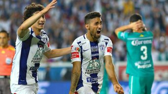 Pachuca gana a León y clasifica a la final
