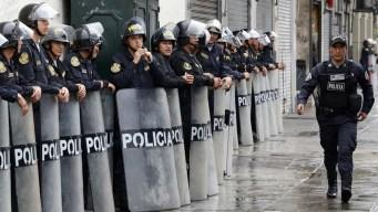 Se profundiza la crisis política en Perú; renuncia Aráoz