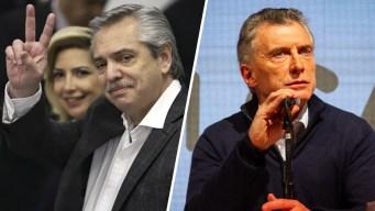 Argentina: victoria peronista augura vuelta del populismo