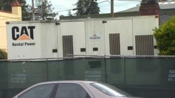 Planta eléctrica causa estragos en Redwood City