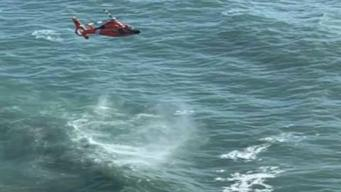 Piloto muere tras precipitarse al océano en Pacifica