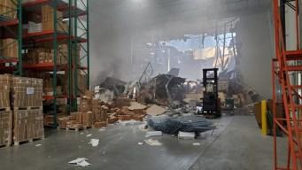 Autoridades: F-16 accidentado tenía munición real