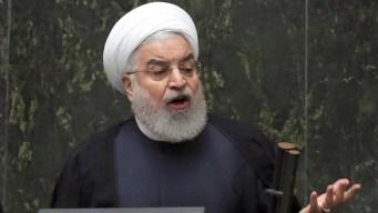 Irán anuncia que acelerará producción atómica