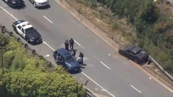 Dos personas heridas tras tiroteo en la 280 en SF