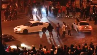 Leyes severas para evitar espectáculos de autos ilegales