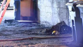 Investigan 3 incendios sospechosos en San Mateo