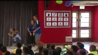 Los Earthquakes de San José impulsan el deporte en las escuelas
