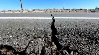 Descubren nueva falla tras terremoto al sur de California
