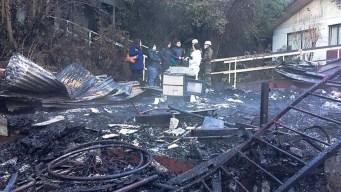 Mortal incendio arrasa con un hogar de ancianos en Chile