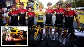 Latinoamericano se corona campeón del Tour de Francia