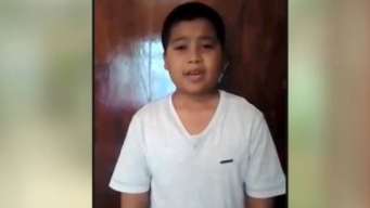 """Viral: niño con cáncer lanza """"grito de auxilio"""" a AMLO"""