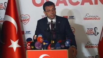 La oposición repite victoria y toma la alcaldía de Estambul