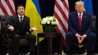 Proceso de juicio político: habla el presidente de Ucrania