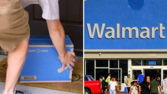 Cómo funcionan los envíos a domicilio gratis de Walmart