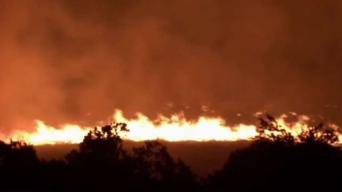Evcuaciones por incendio forestal en Contra Costa