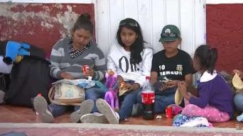 Madre narra calvario tras detención de su hijo en la frontera