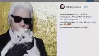 Muere el diseñador de moda Karl Lagerfeld