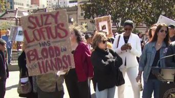 Protestas contra nuevo fiscal interino de San Francisco