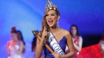 Conoce a la nueva Señorita Colombia 2020