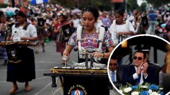 Guatemala sigue celebración tras escándalo de plaza vacía