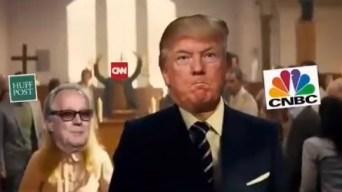NYT: indigna video de falso Trump asesinando a críticos