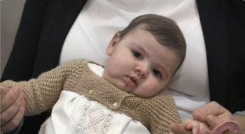 Salvan a bebita con corazón incompatible con su sangre