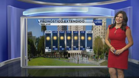 Temperaturas para los próximos días