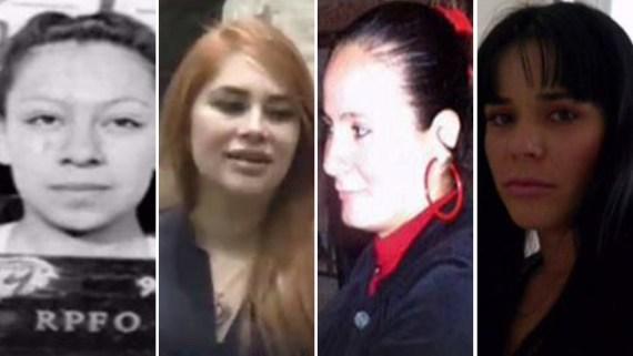 """Las esposas y las amantes en la vida de """"El Chapo"""""""