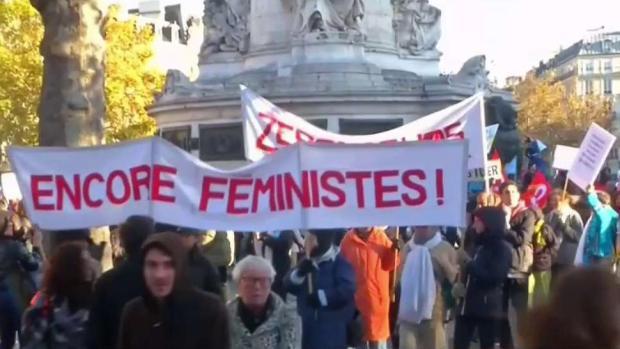[TLMD - MIA] Alzan la voz en el día contra la violencia de género