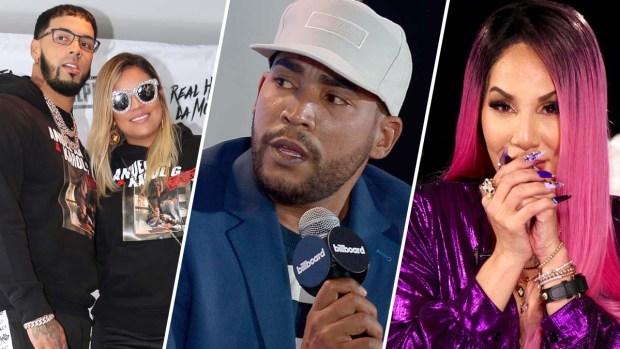 Don Omar defiende a Ivy Queen y envía mensaje a Anuel AA