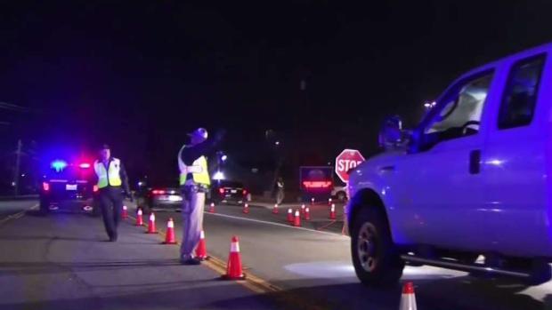 [TLMD - Bahia] Arrestan a más de mil personas por conducir intoxicadas en California